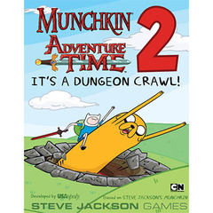 Munchkin Adventure Time 2 - It's A Dungeon Crawl - Consignment - P1100