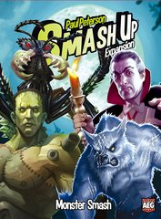Smash Up Monster Smash Expansion - Consignment - P990