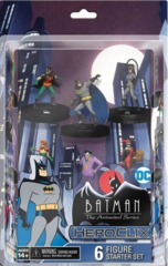 DC HeroClix: Batman The Animated Series Starter Set (₱1450)