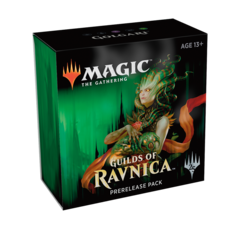 Guilds of Ravnica Prerelease Kit - Golgari