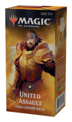 Challenger Deck 2019 - United Assault - Php1850