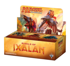 Rivals of Ixalan Booster Box - English - ₱6050