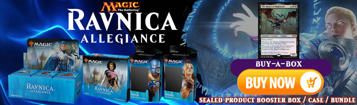 Preorder Guild of Ravnica Today!