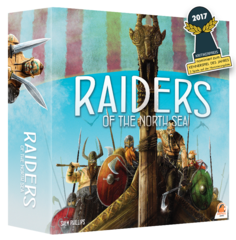 Raiders of the North Sea ₱3200