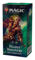 Challenger Deck 2019 - Deadly Discovery - Php1850