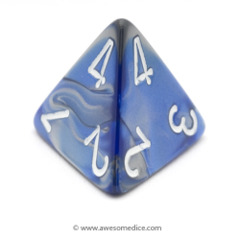 Assorted Chessex D4 Dice (₱50)