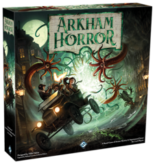 Arkham Horror Third Edition ₱4180