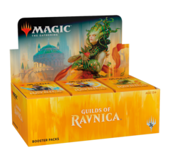 Guilds of Ravnica Booster Box - English - ₱5750