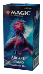 Challenger Deck 2019 - Arcane Tempo - Php 2500