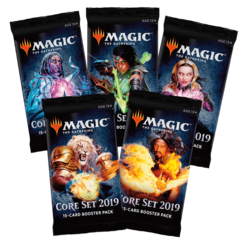 Core Set 2019 Booster Pack - English - ₱180