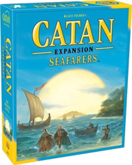 Catan: Seafarers Expansion 5-6 Player Expansion - Consignment - P1450