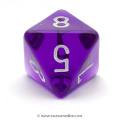 Assorted Chessex D8 Dice (₱50)