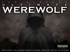 Ultimate Werewolf - Consignment - P1400