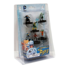 DC HeroClix: The Rogues Fast Forces Pack (₱1000)
