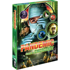 Pandemic: State of Emergency - Consignment - P1900