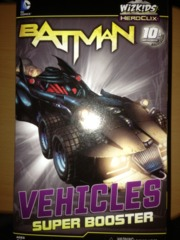 Batman Vehicles Super Booster