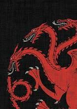 50ct House Targaryen Sleeves