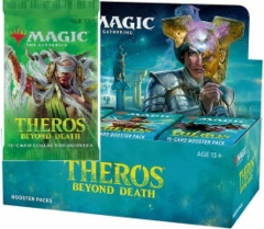 Theros Beyond Death Booster Box + Collector Booster Pack