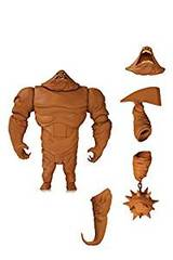 Batman Animated Series Clayface Action Figure