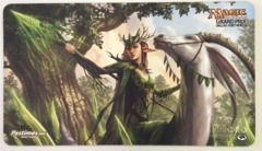 Grand Prix Dallas-Fort Worth 2015 Playmat - Shaman of the Pack