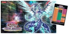 Galaxy-Eyes Photon Dragon - Photon Shockwave Sneak Peek Playmat on Channel Fireball