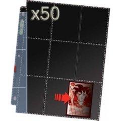 Box of 50 Side Load 18-Pocket Page