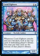 Coral Fighters on Channel Fireball