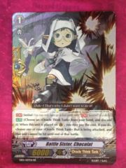Battle Sister, Chocolat - EB05/007EN - RR on Channel Fireball