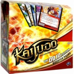 Kaijudo: Rise of the Duel Masters: Dojo Edition Booster Box on Channel Fireball