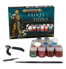 Warhamer Age of Sigmar Paints & Tools Set on Channel Fireball