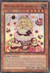 Madolche Puddingcess - REDU-EN026 - Ultra Rare - 1st Edition on Channel Fireball