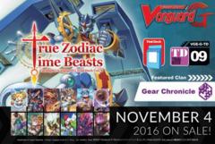 True Zodiac Time Beasts Trial Deck