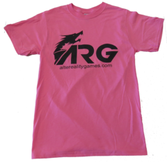 ARG Azalea Pink T-Shirt on Channel Fireball