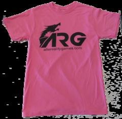 ARG Azalea Pink T-Shirt