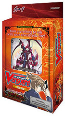 Cardfight Vanguard English Trial Deck Dragonic Overlord (Red) on Channel Fireball