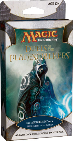 Duels of the Planeswalkers - Jace Beleren - Thoughts of the Wind