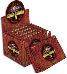 Gold Series 3 2010 Exclusive Limited Edition Booster Box (5 Packs)