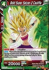 Bold Super Saiyan 2 Caulifla (Event Pack 02 2018 Version) - TB1-012-R on Channel Fireball