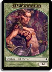 Elf Warrior - Lorwyn Token on Channel Fireball