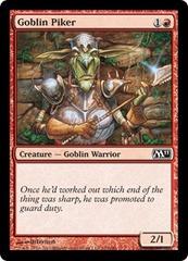 Goblin Piker on Channel Fireball