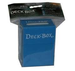 Deck Box Light Blue on Channel Fireball