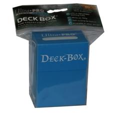 Deck Box Light Blue