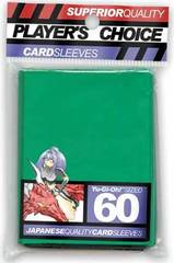 Player's Choice Green Deck Protectors