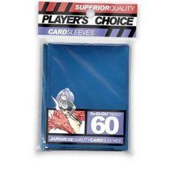Player's Choice Metallic Blue Deck Protectors