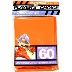 Player's Choice Orange Deck Protectors