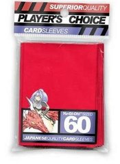 Player's Choice Red Deck Protectors