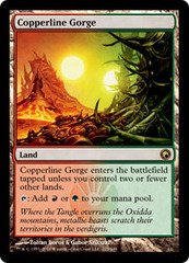 Copperline Gorge on Channel Fireball