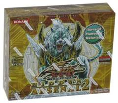 Hidden Arsenal 2 Booster Box 1st Edition
