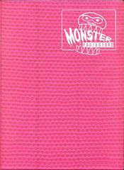Monster Binder - Pink