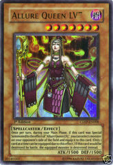 Allure Queen LV7 - CDIP-EN008 - Ultra Rare - 1st Edition on Channel Fireball